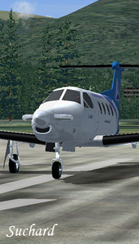 Pilatus PC-12E